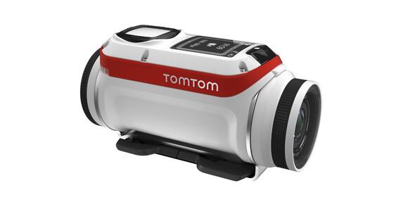 TOMTOM Bandit rood/wit